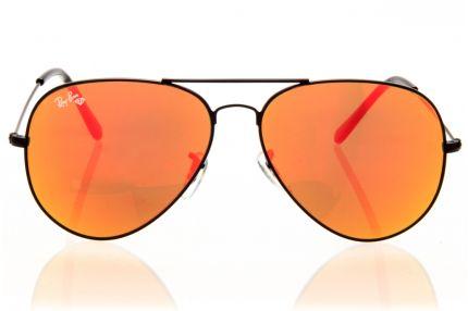 Очки Ray Ban Модель 3026D-orange-bl
