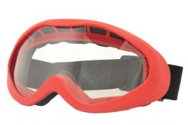 Горнолыжное снаряжение Модель Skimask4-red
