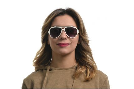 Женские очки Guess 7256-wht35-W