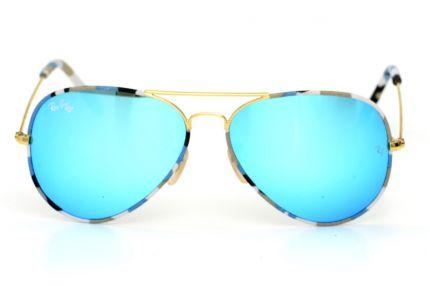 Ray Ban Original 3026haki-blue
