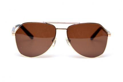 Мужские очки Dolce & Gabbana dg2106-brown-M