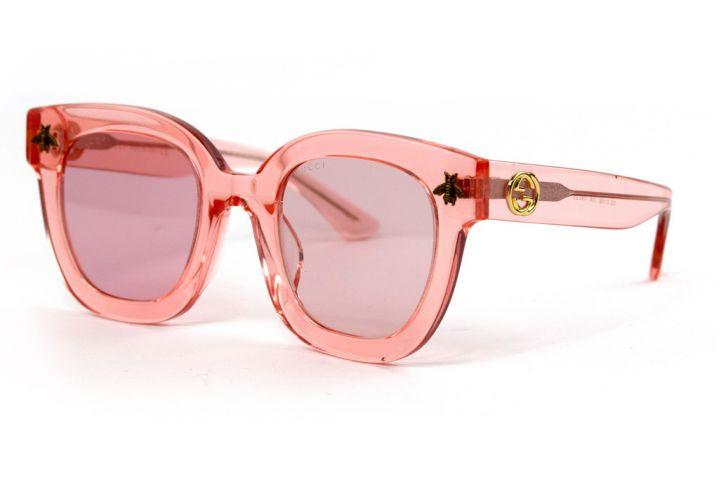 Женские очки Gucci 0116s-pink