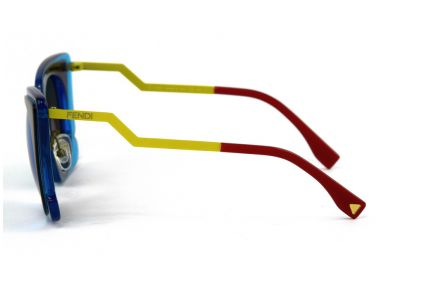 Женские очки Fendi ff0117s-blue
