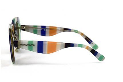 Женские очки Dolce & Gabbana 4191p-green