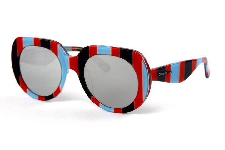 Женские очки Dolce & Gabbana 4191p-red-mirror