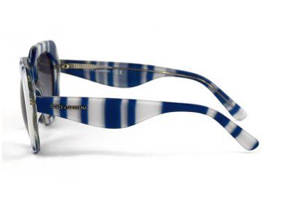 Женские очки Dolce & Gabbana 4191p-blue-br