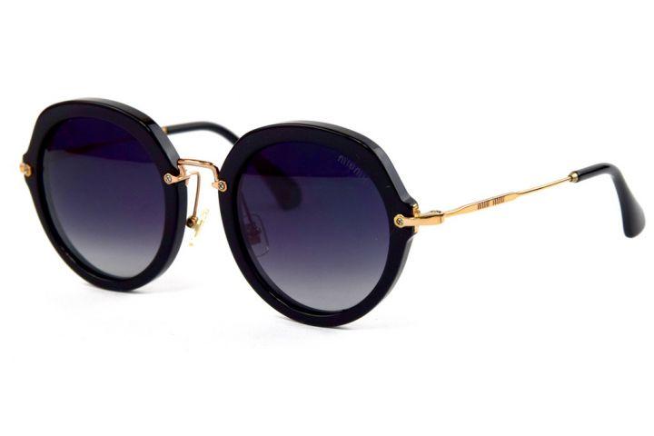 Женские очки Miu Miu 52-26-bl