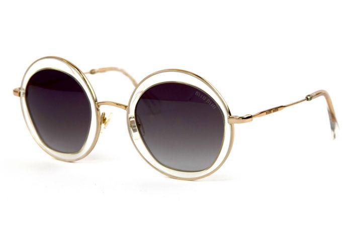 Женские очки Miu Miu 52-27-br