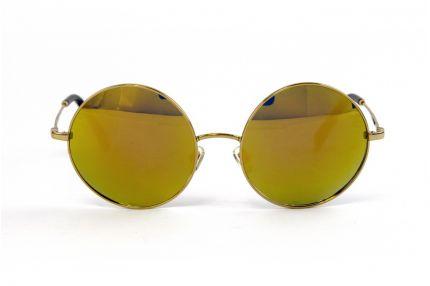 Женские очки Miu Miu 58-20-golden
