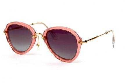 Женские очки Miu Miu 53-26-pink