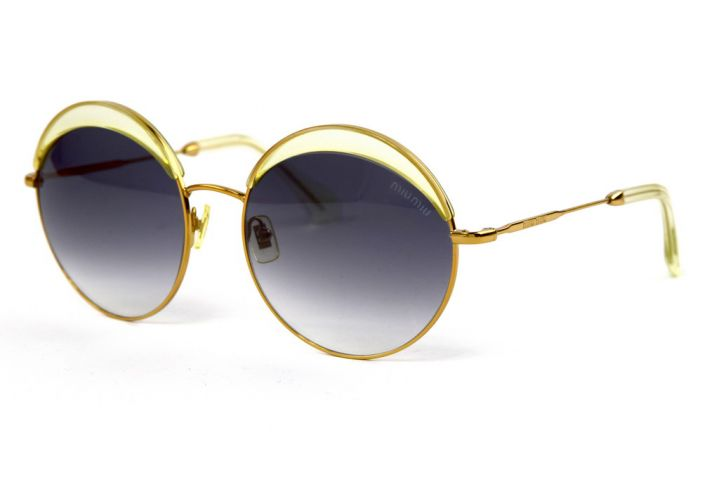 Женские очки Miu Miu 58-20-br