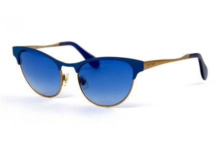 Женские очки Miu Miu 54-18-blue