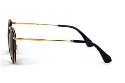 Женские очки Miu Miu 48-22-grey