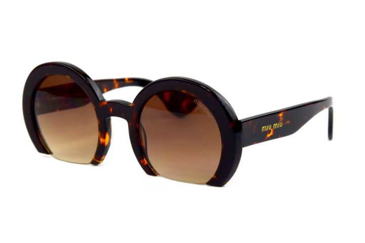 Женские очки Miu Miu 52-25-leo