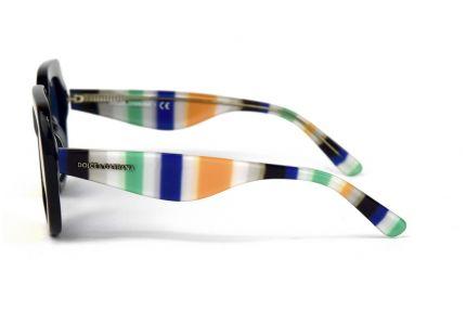 Женские очки Dolce & Gabbana 4191p-green-bl