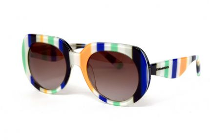 Женские очки Dolce & Gabbana 4191-green-br