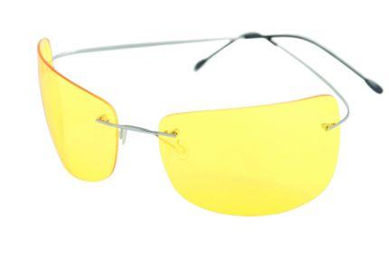 Водительские очки L04 yellow