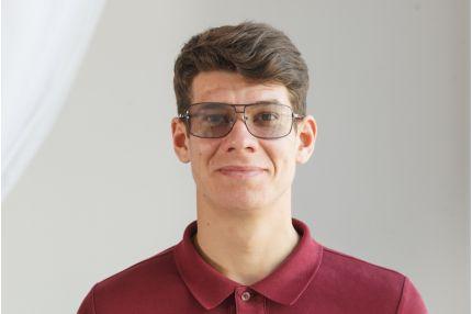Мужские очки Модель 8013metal