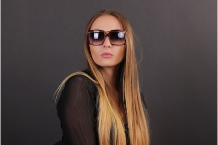 Женские классические очки 56244-378