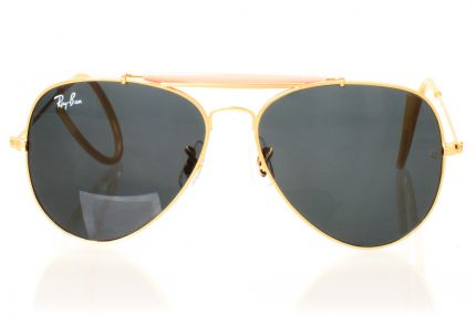 Очки Ray Ban Модель 3030green-gold