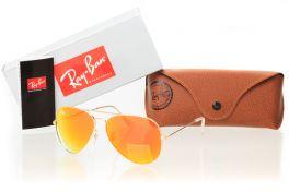 Очки Ray Ban Модель 3026D-orange