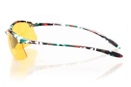 Очки для водителей Premium S01KG yellow