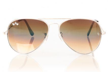 Очки Ray Ban Модель 3026D-brown-s