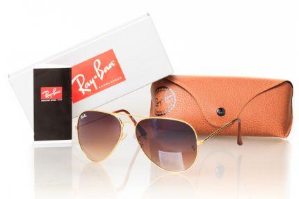 Ray Ban Aviator 3026brown-gold