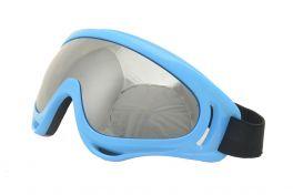 Горнолыжное снаряжение Модель Skimask1-blue-m