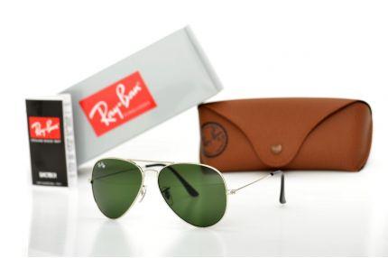 Очки Ray Ban Модель 3026D-green-s